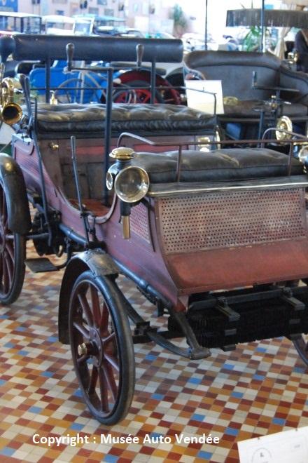 1898 - PEUGEOT - Hot tube