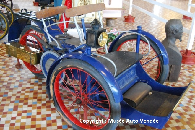 1898 - TRICAR LEON BOLLEE