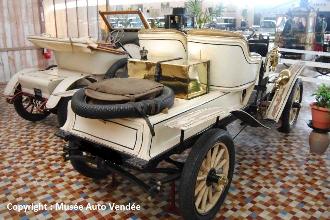 1904 - De Dion Bouton Type W
