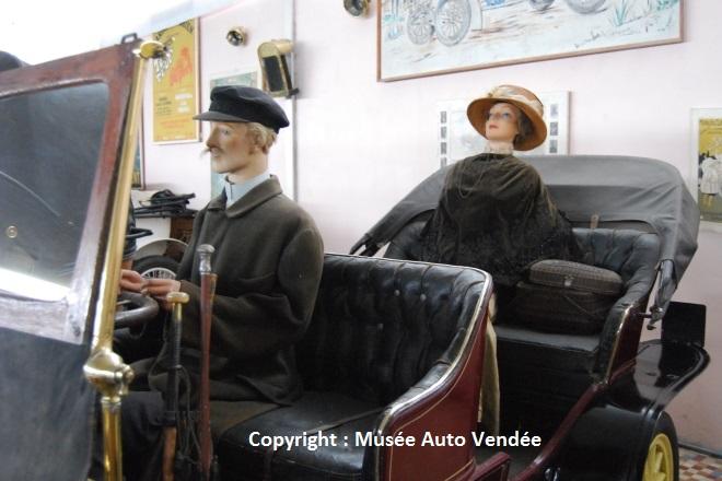 1911 - Madame et son chauffeur