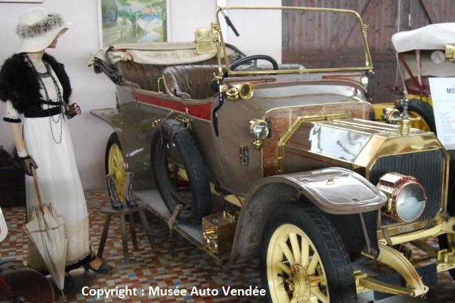 1911 - Rochet Schneider 10200 Phaeton