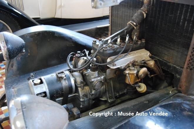 1922 - RENAULT KJ 2 seater tourer