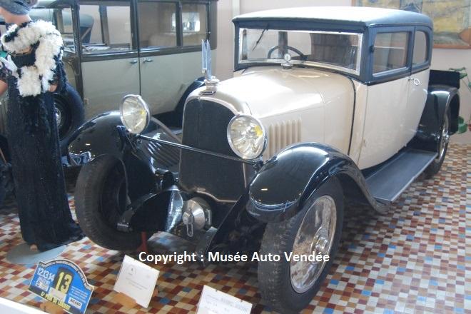 1924 - VOISIN C4 Coach