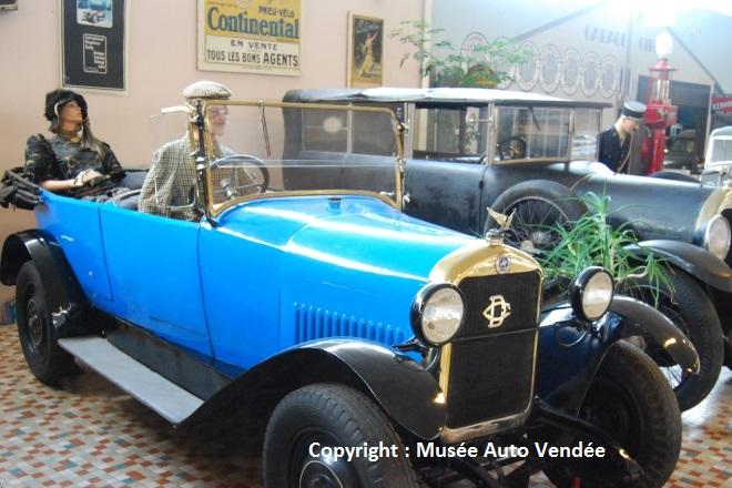 1926 - DELAUGERE ET CLAYETTE Type V Torpédo