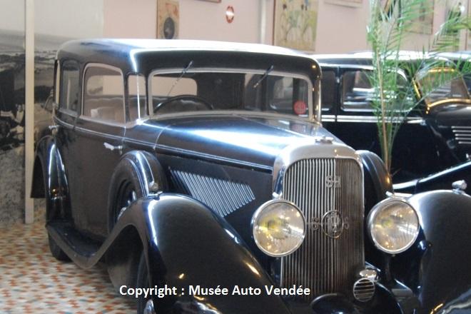 1936 - PANHARD X72 Panoramique