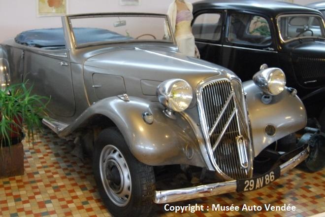 1937 - CITROEN 11BL Cabriolet