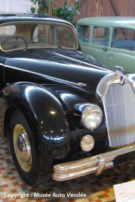 1950 - TALBOT T15