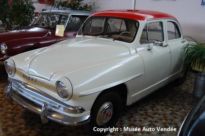 1958 - SIMCA 90A Aronde
