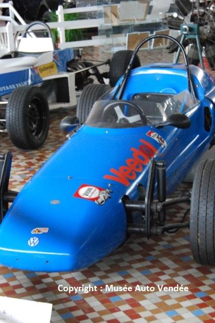 1968 - BORA VW compétition