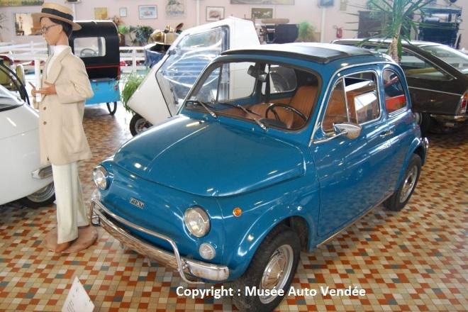 1968 - FIAT 500