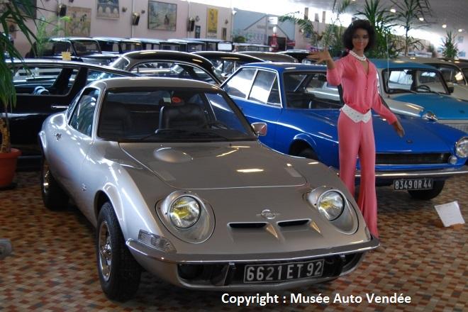 1970 - OPEL GT6