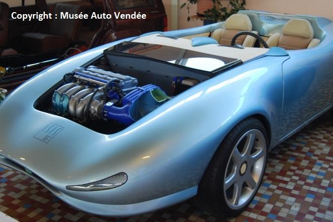 1997 - Prototype Patrice Dion pour Schneider