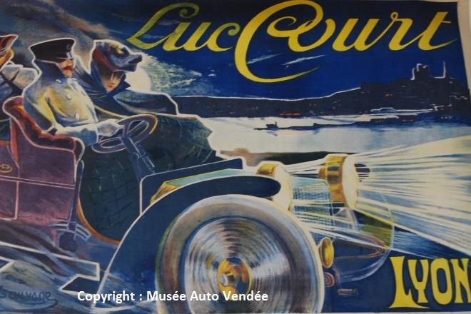 Affiche Luc Court
