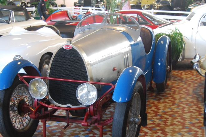 1923 - Bugatti Brescia - Two seater sports body