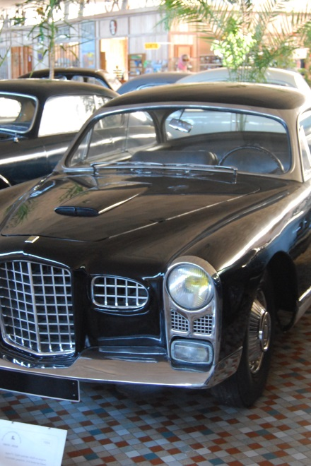"1954 - Facel Vega FV - Carrosserie 2 + 2 par ""FACEL"""