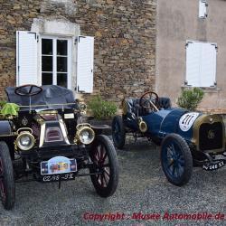 Brasier 1903 & Roland Pilain 1909