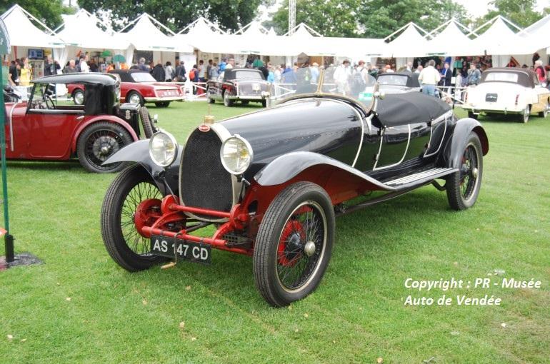 Bugatti Type 30 Lavocat et Marsaud 1930