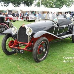 Bugatti Type 30 by Lavocat et Marsaud 1930