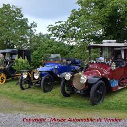 Renault 1912 - Grégoire 1908 - Delaunay Belleville 1913