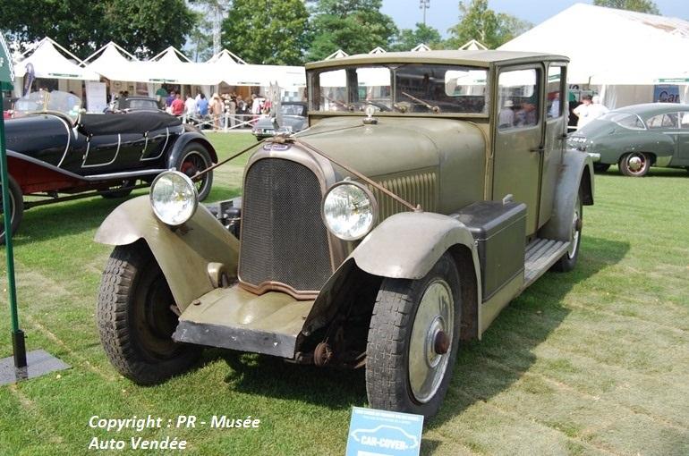 Voisin C15 Berline 1927
